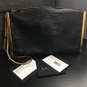 Preowned and Preloved Lanvin Private Clutch Bag